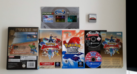 Gamecube Pokémon Colosseum + Pokémon Box (CIB) HOL incl. memory card