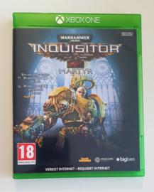 Xbox One Warhammer 40K Inquisitor Martyr (CIB)