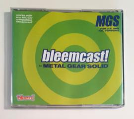 Bleemcast! for Metal Gear Solid