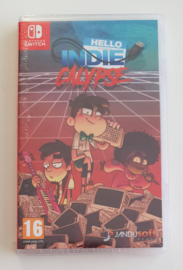 Switch Indiecalypse (factory sealed) UXP