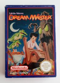 NES Little Nemo The Dream Master (CIB) NOE