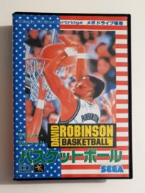 Megadrive David Robinson Basketball (CIB) Japanese Version