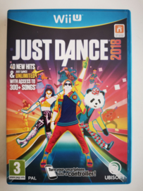 Wii U Just Dance 2018 (CIB) FAH