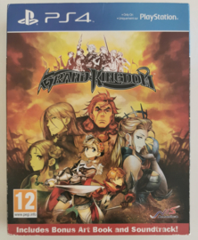 PS4 Grand Kingdom - Launch Edition (CIB)