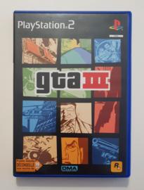 PS2 Grand Theft Auto III (CIB)