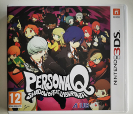3DS Persona Q - Shadow of the Labyrinth (CIB) UKV