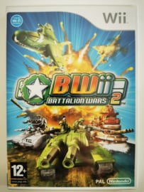Wii Battalion Wars 2 (CIB) HOL