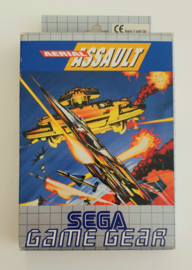 Game Gear Aerial Assault (Boxed)