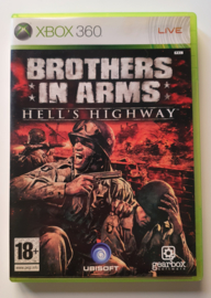 X360 Brothers in Arms - Hell's Highway (CIB)