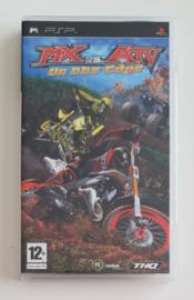 PSP MX vs. ATV (CIB)