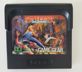 Game Gear Streets of Rage (cart only)