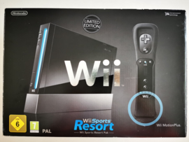 Nintendo Wii Sports Resort Pak -Limited Edition- Console bundle (complete)