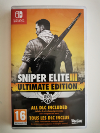 Switch Sniper Elite III Ultimate Edition (factory sealed) EUR