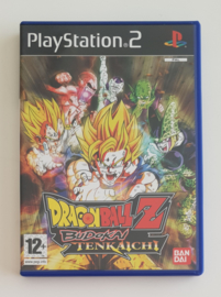 PS2 Dragon Ball Z Budokai Tenkaichi (CIB)