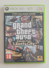 X360 Grand Theft Auto - Episodes from Liberty City (CIB)