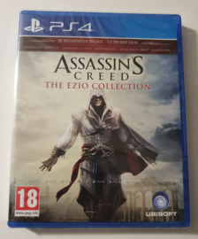 PS4 Assassin's Creed - The Ezio Collection (factory sealed)