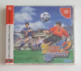 Dreamcast Virtua Striker 2 Ver. 2000 (Factory Sealed) Japanese Version