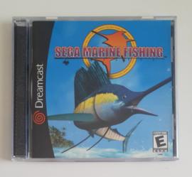 Dreamcast Sega Marine Fishing (CIB) US Version