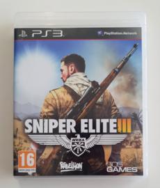 PS3 Sniper Elite III (CIB)