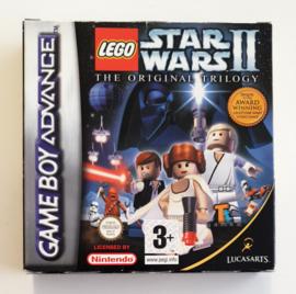 GBA LEGO Star Wars II: The Original Trilogy (CIB) UKV