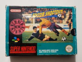 SNES Soccer Shootout (Box + Cart) FAH