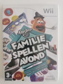 Wii Hasbro Familie Spellen Avond (CIB) HOL