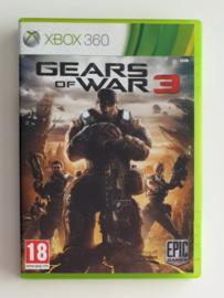 X360 Gears of War 3 (CIB)