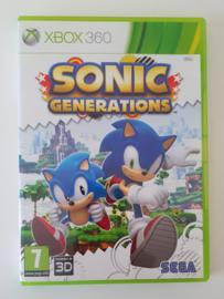 X360 Sonic Generations (CIB)