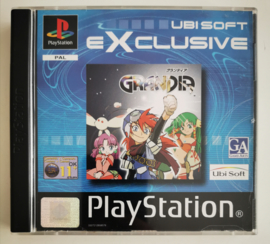 PS1 Grandia - Ubisoft Exclusive Collection (CIB)