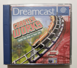 Dreamcast Coaster Works (CIB)