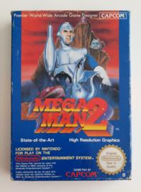 NES Mega Man 2 (box + cart) FRA