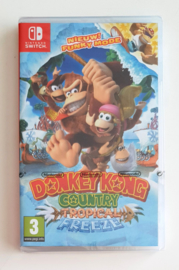Switch Donkey Kong Country: Tropical Freeze (factory sealed) HOL