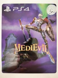 PS4 Medievil (CIB) + Metal Collector's Case