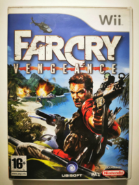 Wii Far Cry Vengeance (CIB) FAH