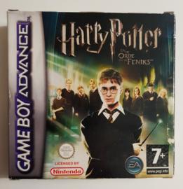GBA Harry Potter en de Orde van de Feniks (CIB) HOL