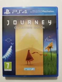 PS4 Journey Collector's Edition (CIB)