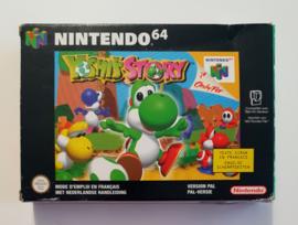 N64 Yoshi's Story (CIB) NFAH