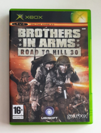 Xbox Brothers in Arms: Road to Hill 30 (CIB)