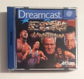 Dreamcast ECW Anarchy Rulz (CIB)