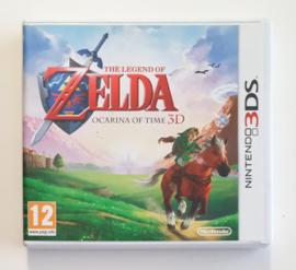 3DS The Legend of Zelda Ocarina of Time 3D (CIB) UKV
