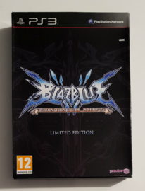 PS3 Blazblue - Continuum Shift Limited Edition (CIB)