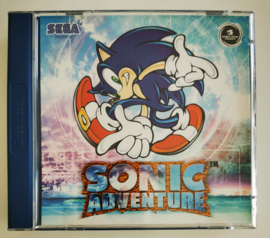 Dreamcast Sonic Adventure (CIB)