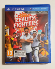 PS Vita Reality Fighters (factory sealed)