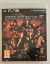 PS3 Dead or Alive 5 (CIB)