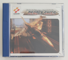 Dreamcast Deadly Skies (CIB)