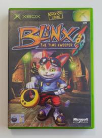 Xbox Blinx The Time Sweeper (CIB)