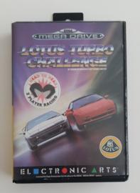Megadrive Lotus Turbo Challenge (CIB)