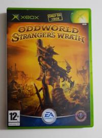 Xbox Oddworld Stranger's Wrath (CIB)