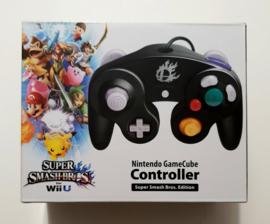 Wii U Gamecube Controller Super Smash Bros Edition (new)