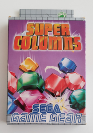 Game Gear Super Columns (CIB)